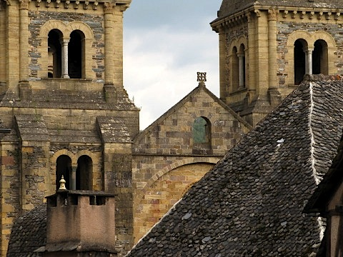 Conques Cathedral