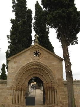 12th Century Roman arch near Navarrete