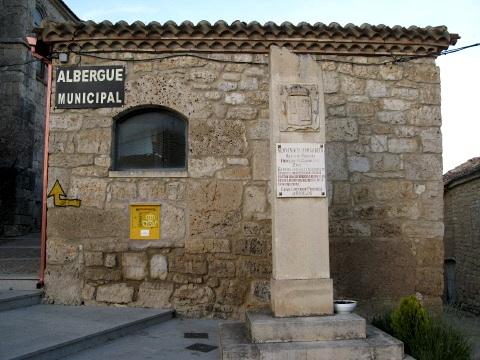 Albergue municipal in Hornillos del Camino