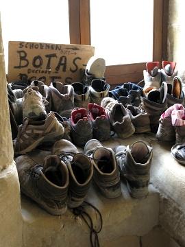 Boots in Granon