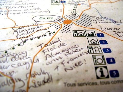 Notes in The Miam Miam DoDo Guide