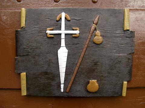Saint James' cross