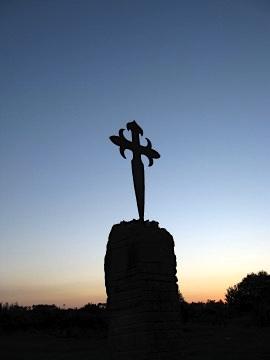 Saint James cross